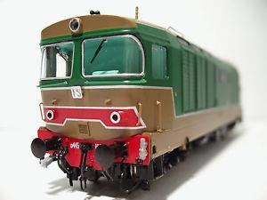 Os.Kar art. 1126 locomotore diesel gruppo D 445.1031