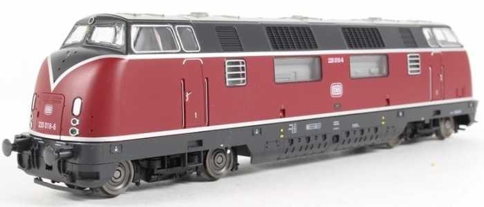 Digitalizzare una vecchia locomotiva Fleischmann